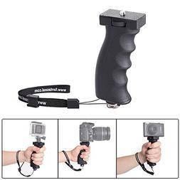 Fantaseal Ergonomic Camera Grip Mount DSLR Camera Grip Handl