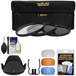 Essentials Bundle for Nikon 18-55mm f/3.5-5.6G DX AF-P VR Zo