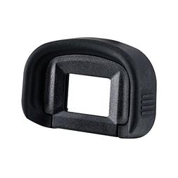 JJC Eyepiece / Eyecup / Eye cup Viewfinder for Canon EOS 5D