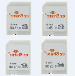 EZ Share Wifi SD Card 8GB 16GB 32GB 64GB Class10 SDHC Flash