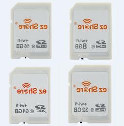ez share wifi sd card 8gb 16gb