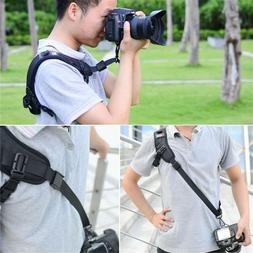 Focus F-1 Quick Rapid Sling Belt Neck Shoulder Strap For DSL