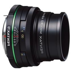 Pentax 70mm f/2.4 DA Limited Series Autofocus Lens, 21620, f
