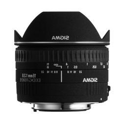 Sigma 15mm f/2.8 EX DG Diagonal Fisheye Lens for Canon SLR C