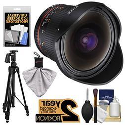 Rokinon 12mm f/2.8 Full Frame Fisheye Lens for Sony Alpha A-