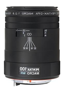Pentax 100mm f/2.8 WR D FA  smc Macro Lens for Pentax Digita