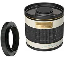 500mm f/6.3 Manual Focus Telephoto Mirror Lens For Pentax K-