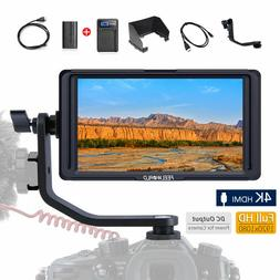 Feelworld F5 5 inch DSLR Camera Field Monitor Small Full HD