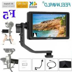 F5 5 Inch DSLR On Camera Field <font><b>Monitor</b></font> S