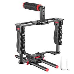 Neewer Film Movie Making Camera Video Cage Kit Includes: Vid