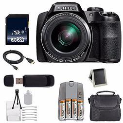 Fujifilm FinePix S9900W 16.2 MP Digital Camera with 3.0-Inch