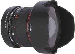 Vivitar 8mm F3.5 Fisheye Lens for Canon Digital SLR Cameras