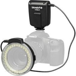 Polaroid Camera Flash - Guide Number 4.6 m  - Coverage 52 mm