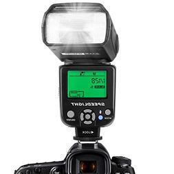 ESDDI Flash Speedlite for Canon Nikon Panasonic Olympus Pent