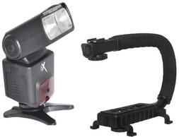 Flash for SLR Cameras Universal Auto-Focus Digital by XIT XT