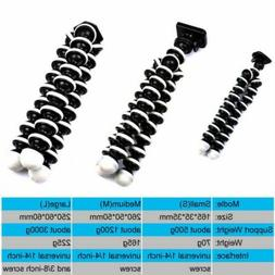 Octopus Tripod Gorillapod Flexible Stand Mount For Digital C