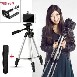 Flexible Portable Aluminum Tripod Stand With Bag For Canon N