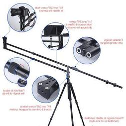 Andoer 6.0ft Foldable DSLR Camera Video Photography Crane Ji