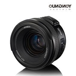 Yongnuo <font><b>35mm</b></font> lens YN35mm F2 1:2 Wide-ang