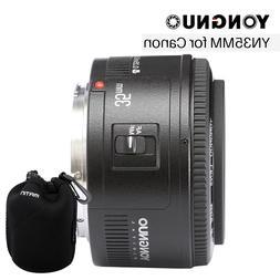 YONGNUO <font><b>35mm</b></font> Lens YN35mm F2 Lens 1:2 AF