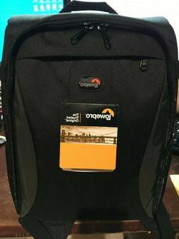 LowePro Format 150 NWT dSLR Camera Backpack Black Travel Bag