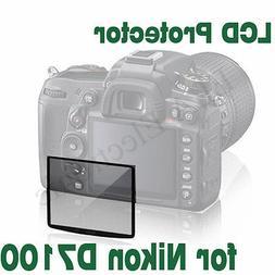 Fotga Premium LCD Screen Panel Protector Glass for Nikon D71