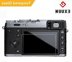 Fujifilm X100F / X100T / X-E2 / X-E2S Tempered Glass Screen
