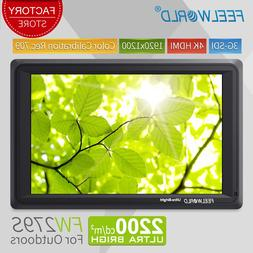 Feelworld FW279S 7 inch 3G SDI 4K <font><b>HDMI</b></font> <