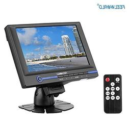 "FEELWORLD FW639AH 7"" TFT LCD HD Monitor with HDMI VGA AV Inp"
