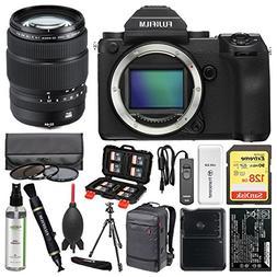 Fujifilm GFX 50S Medium Format Digital Camera Body with 32-6