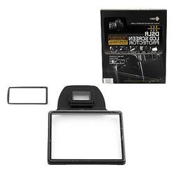 GGS III DSLR LCD Screen Protector for Nikon D7100 for Camera