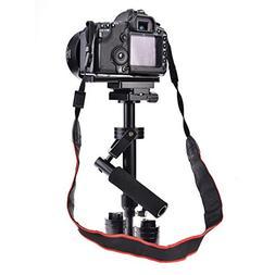 New Pro Gradienter Handheld Camera Stabilizer for Steadycam