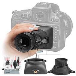 """Hoodman H32MB HoodLoupe Outdoor Viewfinder for 3.2"""" LCD Scre"""