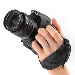 Pro Hand Grip Strap For Nikon D3200 D5000 D3000 D5100 D3100