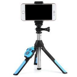 Handheld Monopod Selfie Stick Tripod Bluetooth Remote For Go