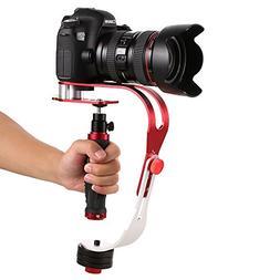 PRO Handheld Video Stabilizer Steady cam for Gopro, DSLR, DV