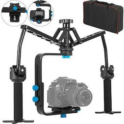 Handheld Stabilizer Video Spider Gimbal Canon Nikon Steadica