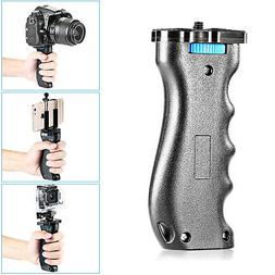 """Neewer Camera Handle Grip Handheld Stabilizer with 1/4"""" Scre"""