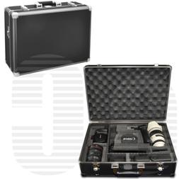Medium Camera Hard Case for DSLR Cameras/Camcorders