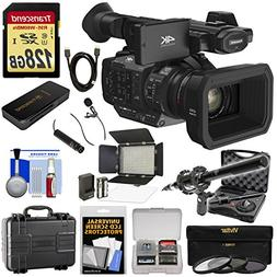 Panasonic HC-X1 4K Ultra HD Video Camera Camcorder with 128G