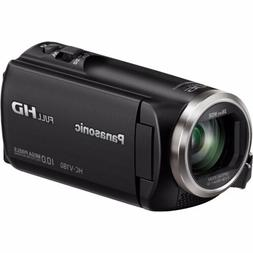 Panasonic HC-V180 HD Video Camera Camcorder