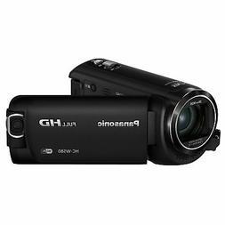Panasonic HC-W580 Full HD Camcorder with Twin Camera - Black
