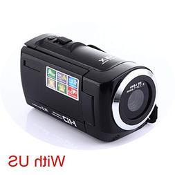 Hd 1080P Digital Camera Hdv Video Camera Camcorder 16Mp 16X