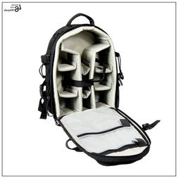 Exclusive Premium Heavy Duty DSLR Camera Lens Laptop Backpac