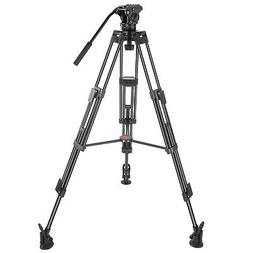 Neewer Professional Heavy Duty Video Camera Tripod,64 inches