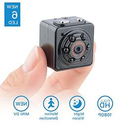 SOOSPY 1080P Hidden Spy Camera-Mini Portable Digital Video R