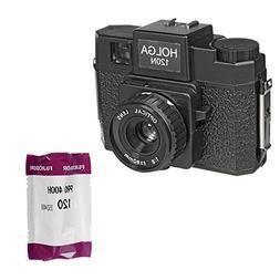 Holga 120N Medium Format Fixed Focus Camera with Lens with F