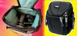 HOLSTER CAMERA CASE BAG With Belt Loop TO: DSLR/SLR/TLR NIKO
