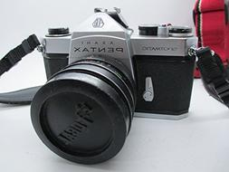 Asahi Pentax Spotmatic SLR Professional 35MM Film Camera - V