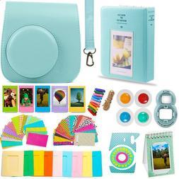 Fujifilm Instax Mini 9/8 Camera Accessories - Huge Kit! Case